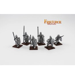 FireForge Miniatures Fireforge Games: City Militia Spearmen