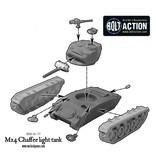 Bolt Action BA American Army: M24 Chaffee Light Tank