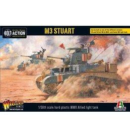 Bolt Action BA American Army: M3 Stuart
