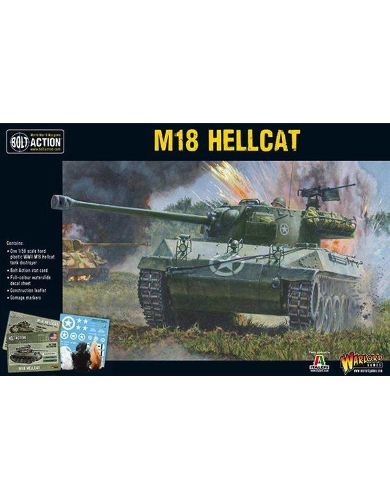 Bolt Action BA American Army: Hellcat
