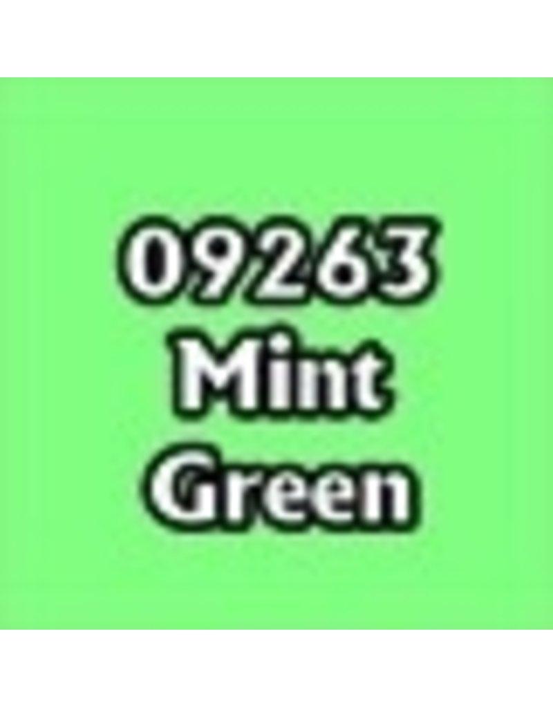 Reaper Paints & Supplies RPR09263 MS Mint Green
