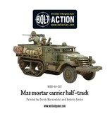 Bolt Action BA American Army: M21 Mortar Carrier Half-Track