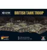 Bolt Action BA British Army: Tank Troop (3 Cromwells)