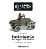 Bolt Action BA British Army: Humber Scout Car