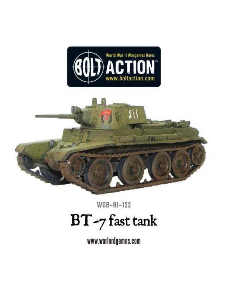 Bolt Action BA Soviet Army: BT-7 Fast Tank