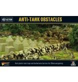 Bolt Action Anti-Tank Obstacles Plastic Box Set