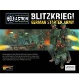 Bolt Action BA German Army: Blitzkrieg! German Heer Starter Army