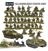 Bolt Action BA German Army: Fallschirmjager Starter Army