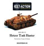 Bolt Action BA German Army: Hetzer Tank Destroyer