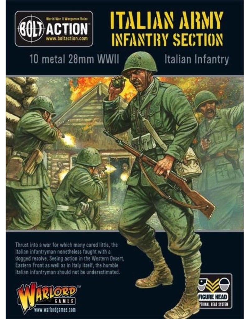 Bolt Action BA Italian Army: Infantry (10)