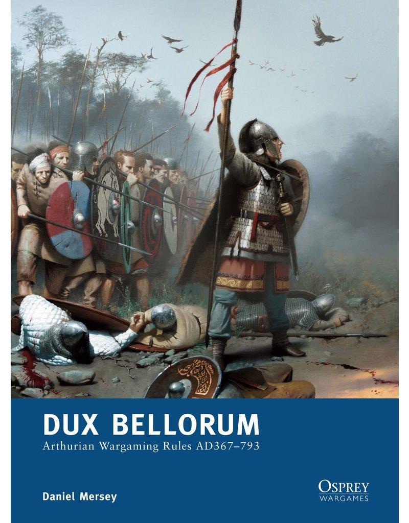 DIRECT Dux Bellorum: Arthurian Wargame Rules AD 367-793