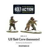 Bolt Action BA American Army: US Tank Crew Dismounted