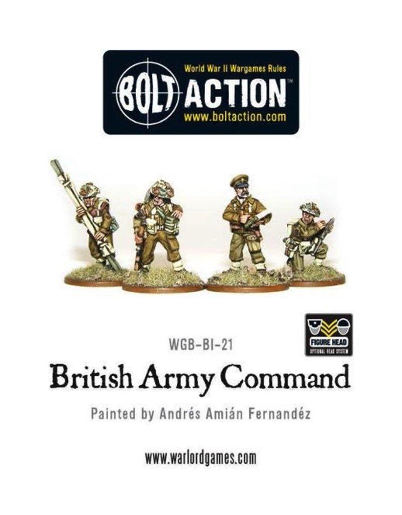 Bolt Action BA British Army: Command (4)