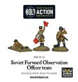 Bolt Action BA Soviet Army: Forward Observer Officers (FOO)