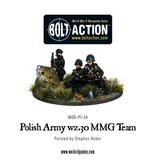 Bolt Action BA Polish Army: wz.30 MMG