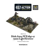 Bolt Action BA Polish Army: 75mm  Light Artillery