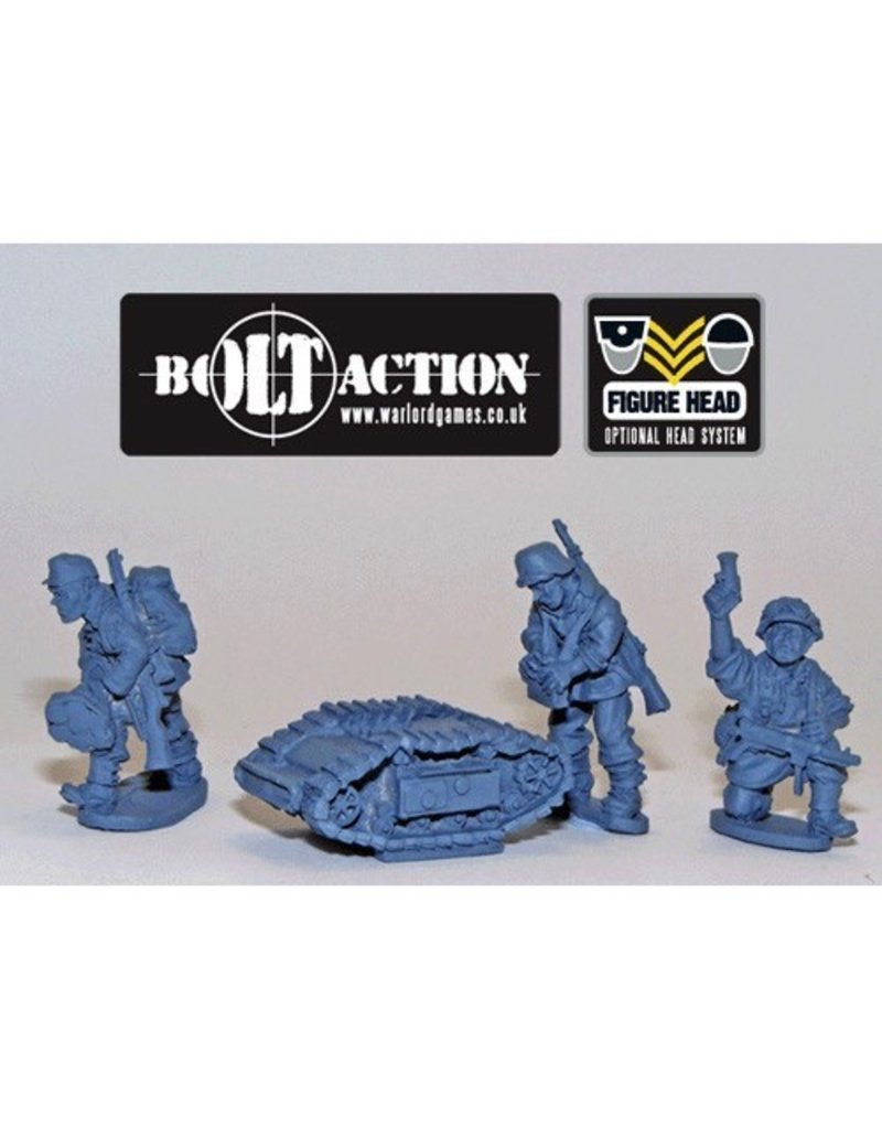 Bolt Action BA German Army: Waffen-SS Pioneers (1943-45)