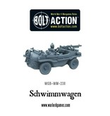 Bolt Action BA German Army: Schwimmwagen with Stowage