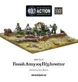 Bolt Action BA Finnish Army: 105mm Howitzer