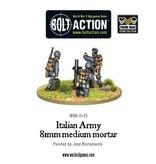 Bolt Action BA Italian Army: Medium Mortar Team