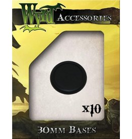 Wyrd miniatures WYR0017 Bases Round Lipped 30mm