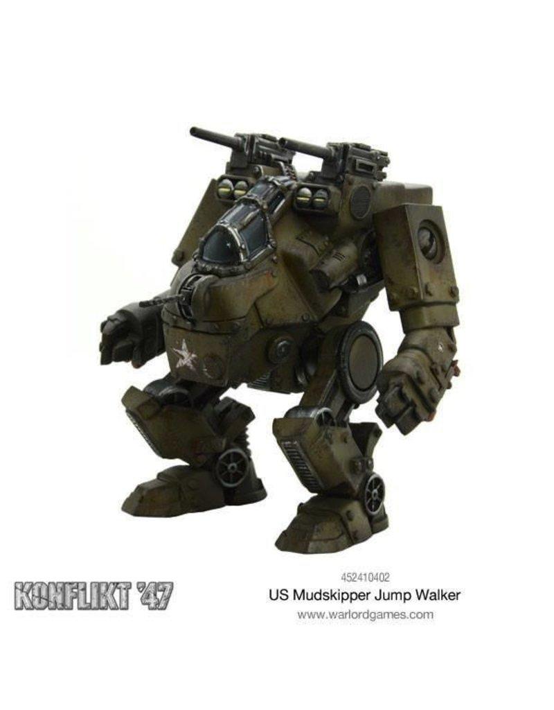 Bolt Action US Mudskipper Jump Walker