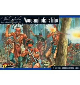 Warlord Games BP AWI: Woodland Indian Tribes (24)