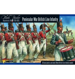 Warlord Games Napoleonic British Line Infantry (Peninsular War)