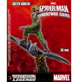 Knight Models Knight Models MARVEL (35mm): Green Goblin