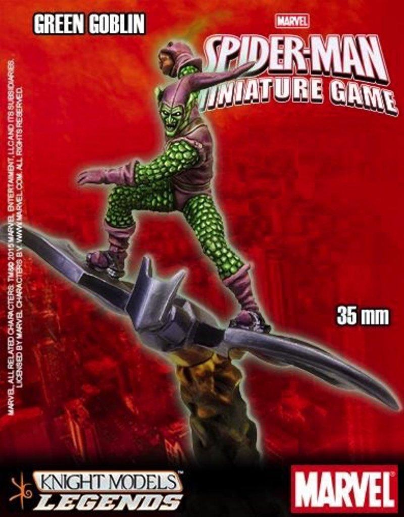 Knight Models Knight Models MARVEL (35mm): Green Goblin