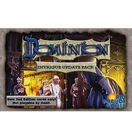 Rio Grande Games Dominion: Intrigue (Update Pack) 2nd Edition