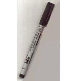Chessex CHX03159 Single Black Mat Marker