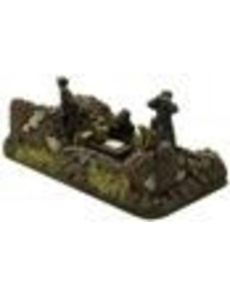Flames of War GBX20 Heavy Artillery Battery