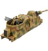 Flames of War GBX65 BP44 Armoured Train Anti-aircraft Car