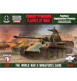 Flames of War GBX84 Panther/Jagdpanther (Plastic)