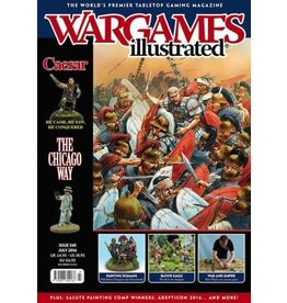Wargames Illustrated Wargames Illustrated: Issue 345: July 2016