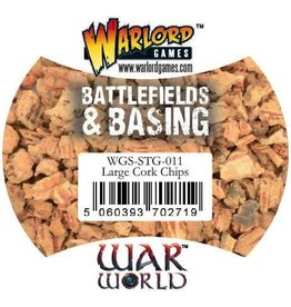 Warlord Games Large Cork Chips (500ml)