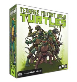 IDW Games Teenage Mutant Ninja Turtles: Shadows of the Past
