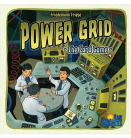 Rio Grande Games Power Grid: The Card Game