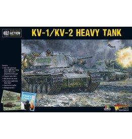 Bolt Action BA Soviet Army: KV-1/KV-2 Heavy Tank
