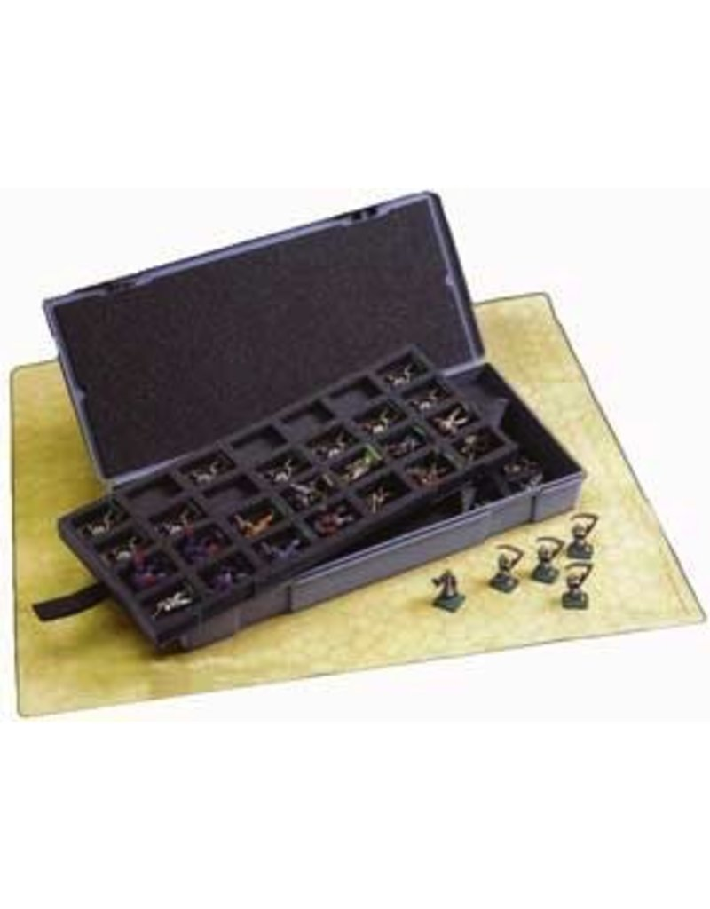 Chessex CHX02851 FigureStorage Case 56ct