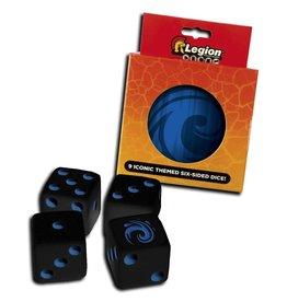 Legion Premium Gaming Supplies Iconic Dice Tins: Water (9)