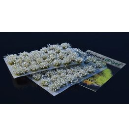 Great Escape Games Miniature Basing/Flock: White Flowers