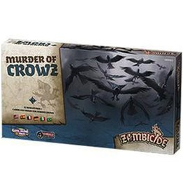 CoolMiniOrNot Zombicide: Murder of Crowz