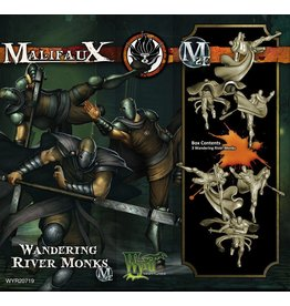 Wyrd miniatures WYR20719 Ten Thunders: Wandering River Monks (3)