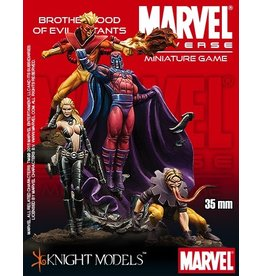 Knight Models Knight Models MARVEL (35mm): Brotherhood of Evil Mutants