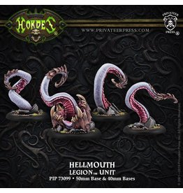 Warmachine Hordes\ PIP73099 Legion of Everblight: Hellmouth Unit
