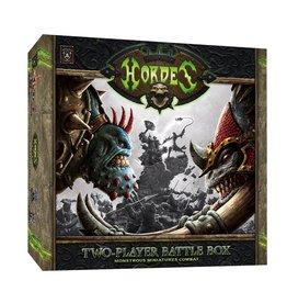 Warmachine Hordes\ PIP70002 Hordes Two-Player Battlebox<br />MSRP: 89.99