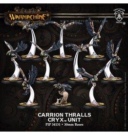 Warmachine Hordes\ PIP34133 Cryx: Carrion Thralls