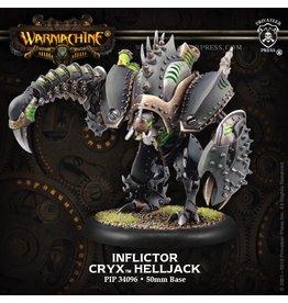 Warmachine Hordes\ PIP34096 Cryx: Inflictor/Seether Heavy Warjack